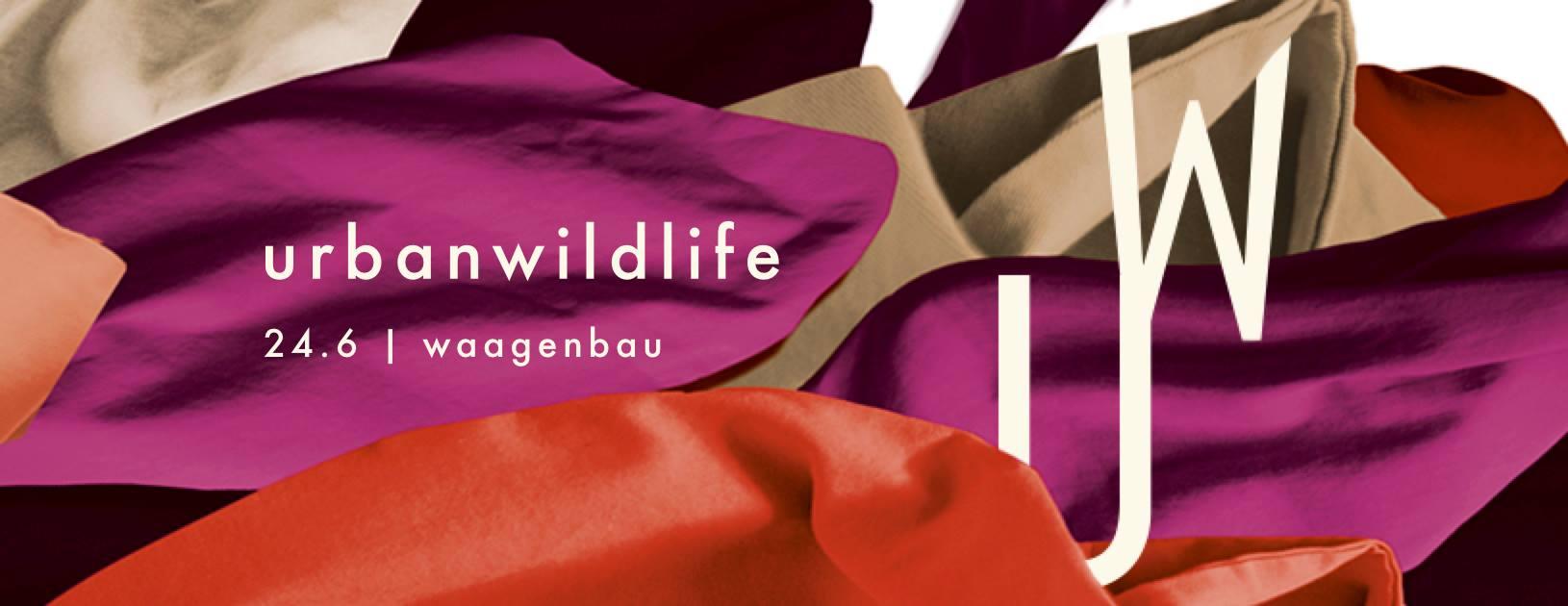 Urban Wildlife Drum & Bass Event in Hamburg